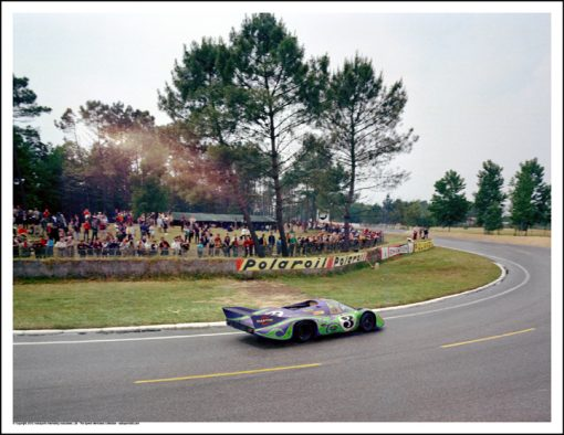PORSCHE 917LH – WILLI KAUHSEN/GERARD LARROUSSE – LE MANS 1970