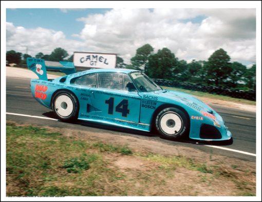 PORSCHE 935K4 – AL HOLBERT/JOHN GRAHAM/BOB WOLLEK – SEBRING 1984