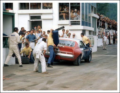 AMC JAVELIN – MARK DONOHUE – ST. JOVITE 1970