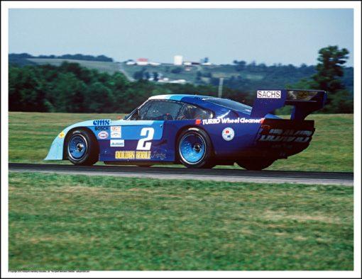 PORSCHE 935K4 – JOHN FITZPATRICK – MID OHIO 1982