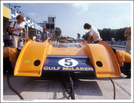 MCLAREN M20 – DENNIS HULME – WATKINS GLEN 1972